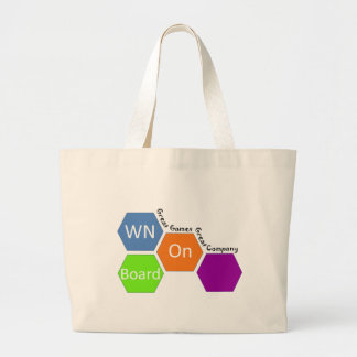 WOB LARGE TOTE BAG