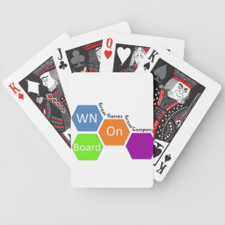 WOB Playing Cards