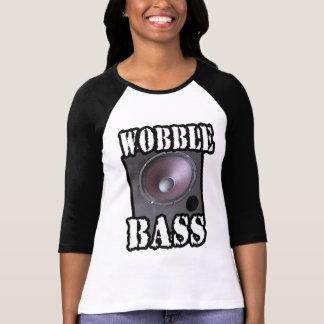 wobble bass girls dubstep dance club D  shirt