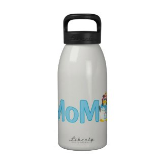 Wobble Penguin Gift for Mom - Reusable Water Bottle