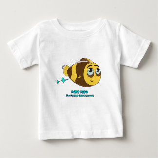 Wobblefin Fart Fish Baby T-Shirt