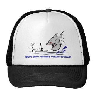 WobbleFin Shark Trucker Hat