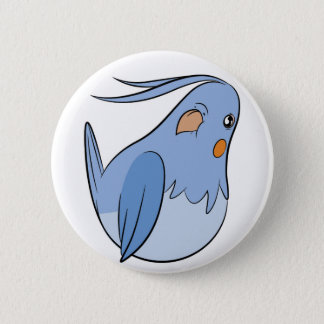 Wobbly Birble Button 2.25""