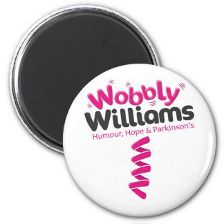 Wobbly Williams Magnet