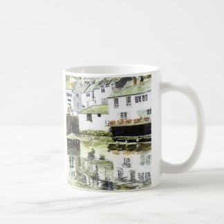 'Wobbly Windows' Mug