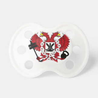 WOD Coat Of Arms Pacifier