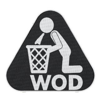 WOD Fitness Workout - Puke Bluetooth Speaker
