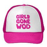 WOD ido chicas (entrenamiento de Crossfit del día) Gorro