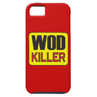 WOD Killer - Workout And Weight Lifting iPhone 5 Covers