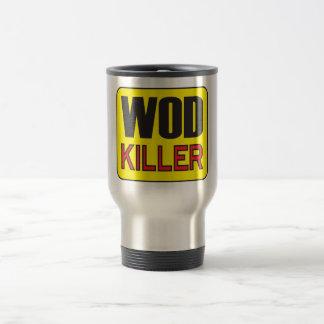 WOD Killer - Workout And Weight Lifting Coffee Mug