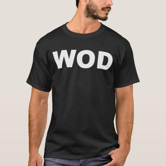 WOD T Shirt