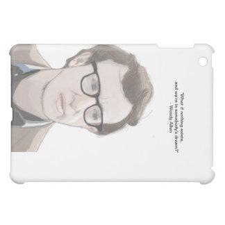 Woddy Allen iPad Mini Cases