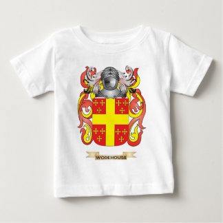 Wodehouse Family Crest (Coat of Arms) Baby T-Shirt