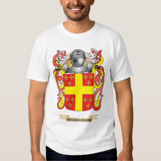 Wodehouse Family Crest (Coat of Arms) T-Shirt