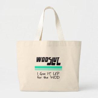 WODSLUT LARGE TOTE BAG