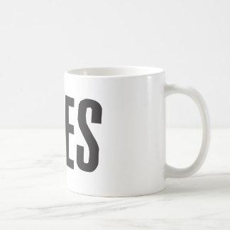 Woes Coffee Mug