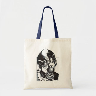 Woger the Clown Tote Bag