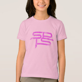 WoggleBox Spirits Glyphs T-Shirt (Pink/Kids)