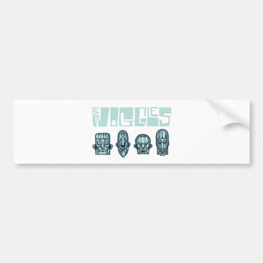 wogglestiki3000 bumper sticker