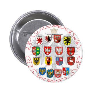 Wojewodztwa Polski Button