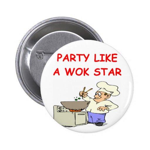 wok star buttons