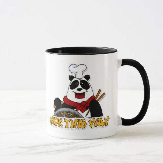 wok this way mug