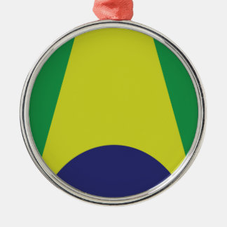 Woldcup sprit christmas tree ornaments