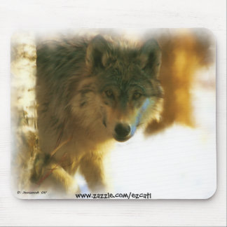 wolf2 mouse pad