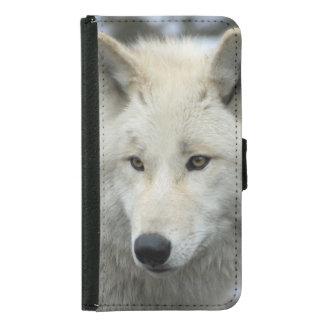 Wolf 013 samsung galaxy s5 wallet case