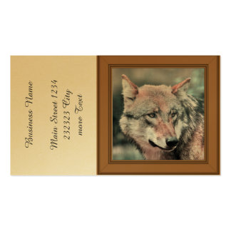 wolf 1115 business card