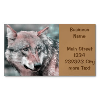 wolf 1115 magnetic business card