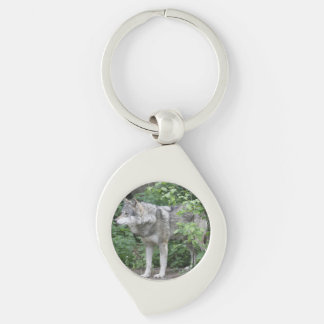 Wolf 14A Key Chain
