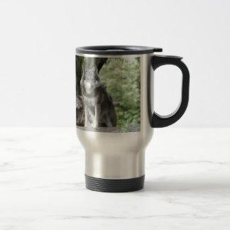 Wolf 14AJ 15 Oz Stainless Steel Travel Mug