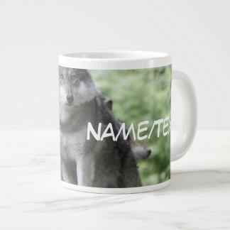 Wolf 14AJ 20 Oz Large Ceramic Coffee Mug
