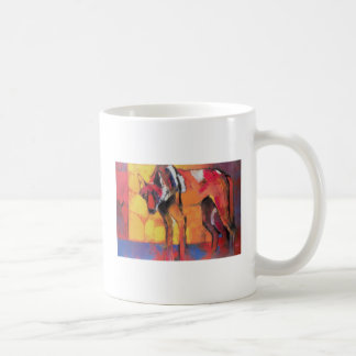 Wolf 1996 coffee mug