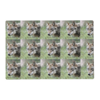 Wolf_2015_0111 Laminated Placemat
