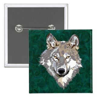wolf 2 inch square button