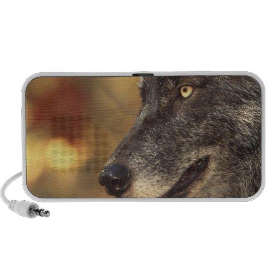 Wolf 2 mini speaker