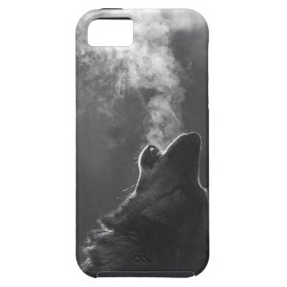 Wolf Air iPhone SE/5/5s Case