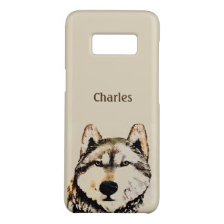 Wolf Alpha Name Case-Mate Samsung Galaxy S8 Case