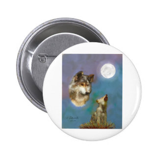 wolf-and-cub button