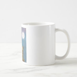 wolf-and-cub coffee mug