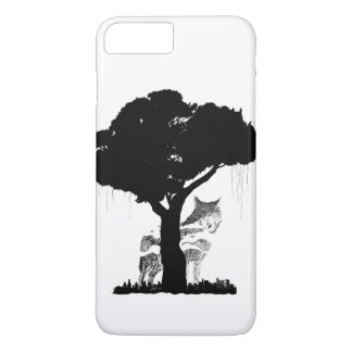 Wolf and The City iPhone 8 Plus/7 Plus Case