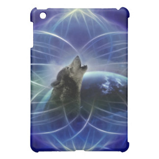 Wolf and the dreamcatcher iPad mini cover