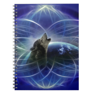 Wolf and the dreamcatcher journals