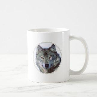 Wolf animal totem coffee mug
