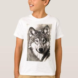 Wolf Animals Peace Love Nature Park Wolves Destiny T-Shirt