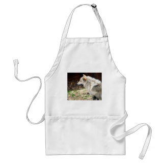 wolf aprons
