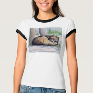 Wolf At Rest T-Shirt