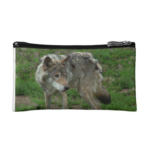 Wolf Bagettes Bag Makeup Bag